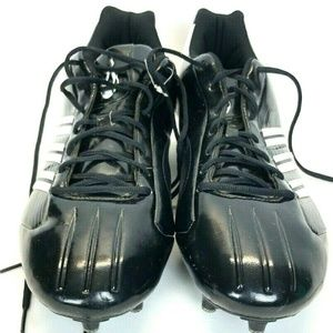 Adidas Men' Football Cleats Size 16 Scorch TD Fly